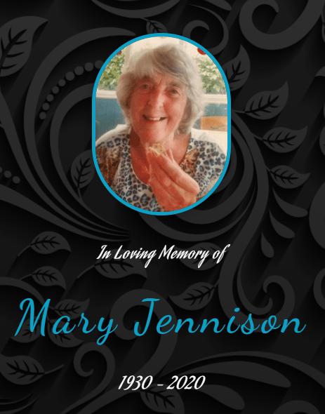 Mary Jennison